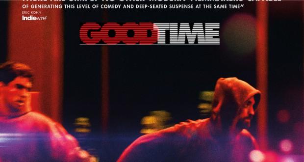 Good Time (2017), reż. Benny Safdie, Josh Safdie.