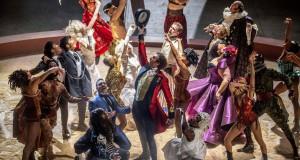 Król rozrywki, The Greatest Showman (2017), reż. Michael Gracey.