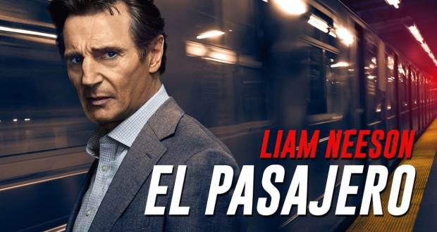 Pasażer, The Commuter (2018), reż. Jaume Collet-Serra.