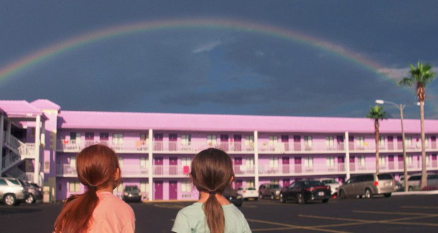 The Florida Project (2017), reż. Sean Baker.