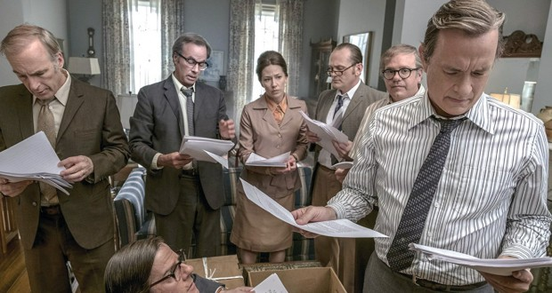 Czwarta władza, The Post (2017), reż. Steven Spielberg.