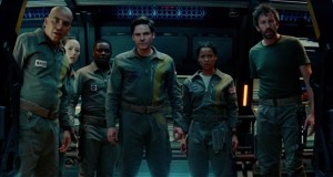 Paradoks Cloverfield, The Cloverfield Paradox (2018), reż. Julius Onah.