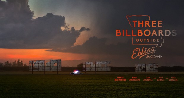 Premiery kinowe weekendu 02-04.02.2018, Trzy billboardy za Ebbing, Missouri, Three Billboards Outside Ebbing, Missouri (2017)