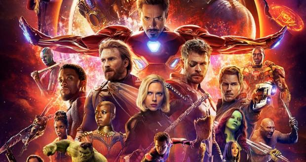 Avengers: Wojna bez granic, Avengers: Infinity War (2018), reż. Anthony Russo, Joe Russo.