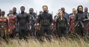 Premiery kinowe weekendu 27-29.04.2018. Avengers: Wojna bez granic (2018).