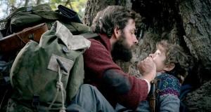 Ciche miejsce, A Quiet Place (2018). reż. John Krasinski.