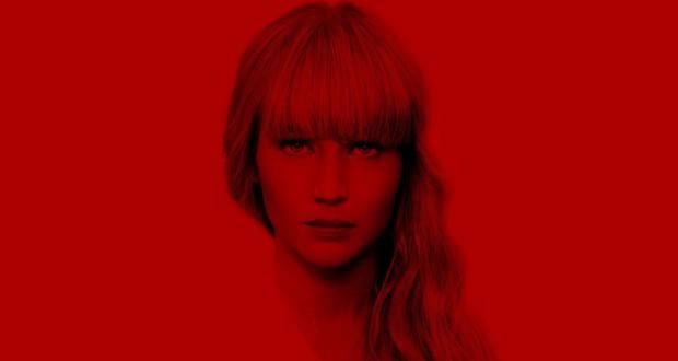 Czerwona jaskółka, Red Sparrow (2018), reż. Francis Lawrence.