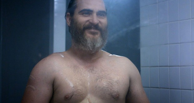 Nigdy cię tu nie było, You Were Never Really Here (2017), reż. Lynne Ramsay.