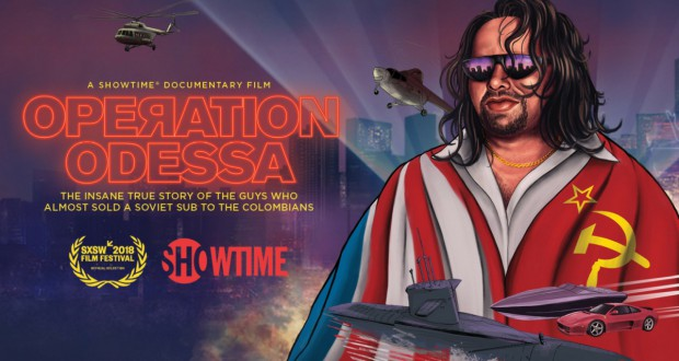 Operacja Odessa, Operation Odessa (2018), reż. Tiller Russell.