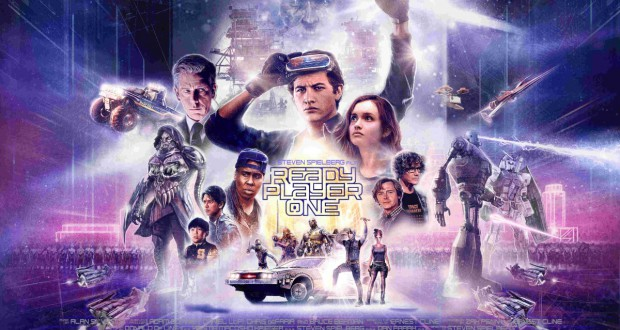 Player One, ready Player One (2018), reż. Steven Spielberg.