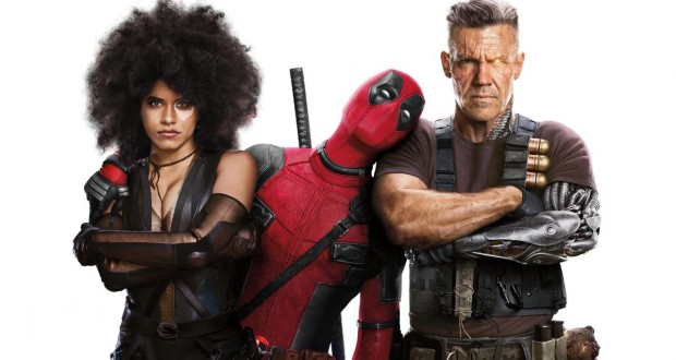 Deadpool 2 (2018), reż. David Leitch.