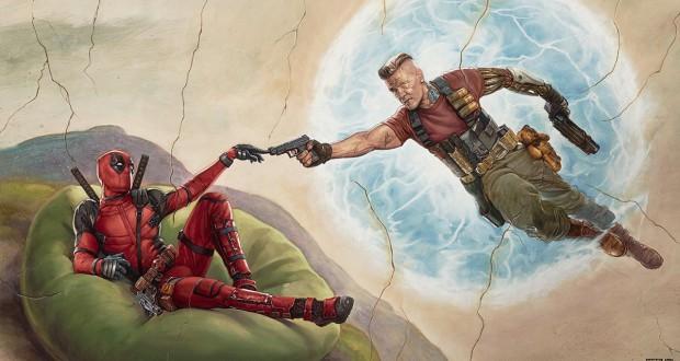 Premiery kinowe weekendu 18-20.05.2018. Deadpool 2.