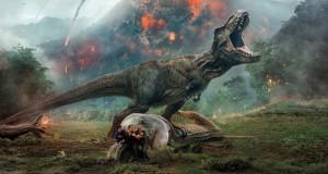 Jurassic World: Upadłe królestwo, Jurassic World: Fallen Kingdom (2018), reż. J.A. Bayona.