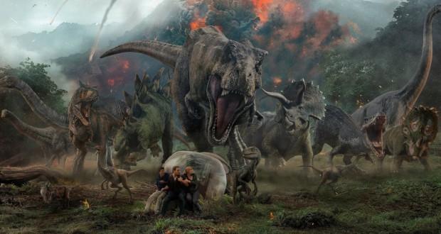 Jurassic World: Upadłe królestwo, Jurassic World: Fallen Kingdom (2018), reż. J. A. Bayona.