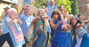 Mamma Mia: Here We Go Again! (2018), reż. Ol Parker.