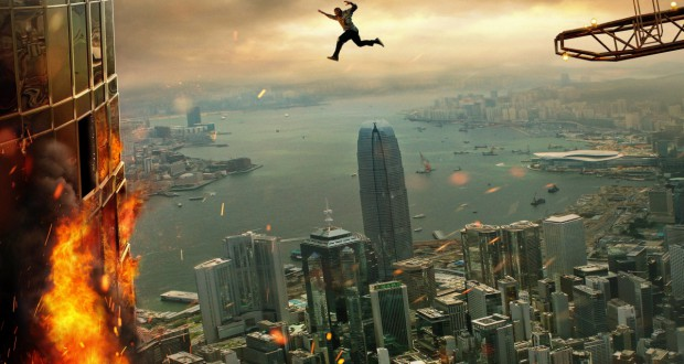 Drapacz chmur, Skyscraper (2018), reż. Rawson Marshall Thurber.