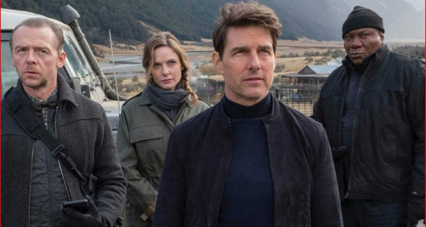 Premiery kinowe weekendu 10-12.08.2018. Mission: Impossible - Fallout.