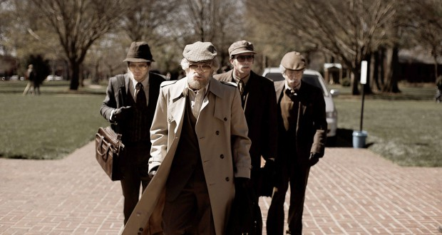 American Animals (2018), reż. Bart Layton.