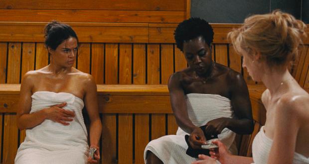 Wdowy, Widows (2018), reż. Steve McQueen.