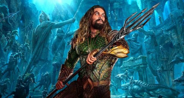 Aquaman (2018), reż. James Wan.