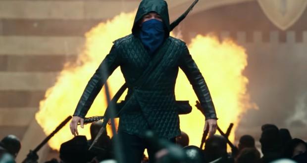 Robin Hood: Początek, Robin Hood (2018), reż. Otto Bathurst,