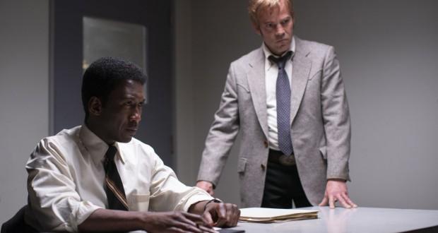 Mahershala Ali i Stephen Dorff w trzecim sezonie serialu Detektyw.