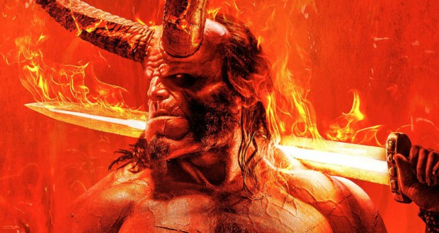 Hellboy (2019), reż. Neil Marshall.