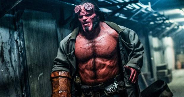 Filmowy kwiecień 2019 w ocenach. Hellboy (2019), reż. Neil Marshall.