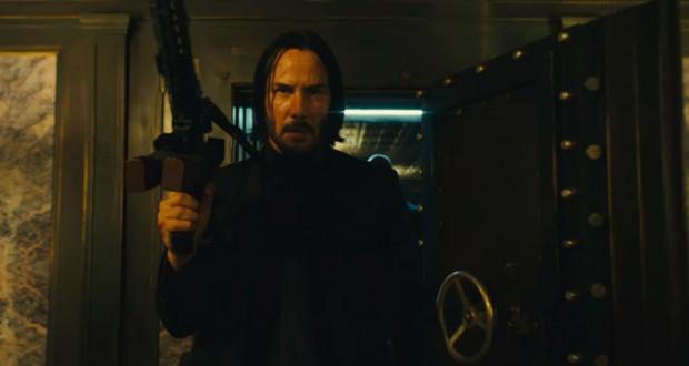 John Wick 3 (2019), reż. Chad Stahelski.