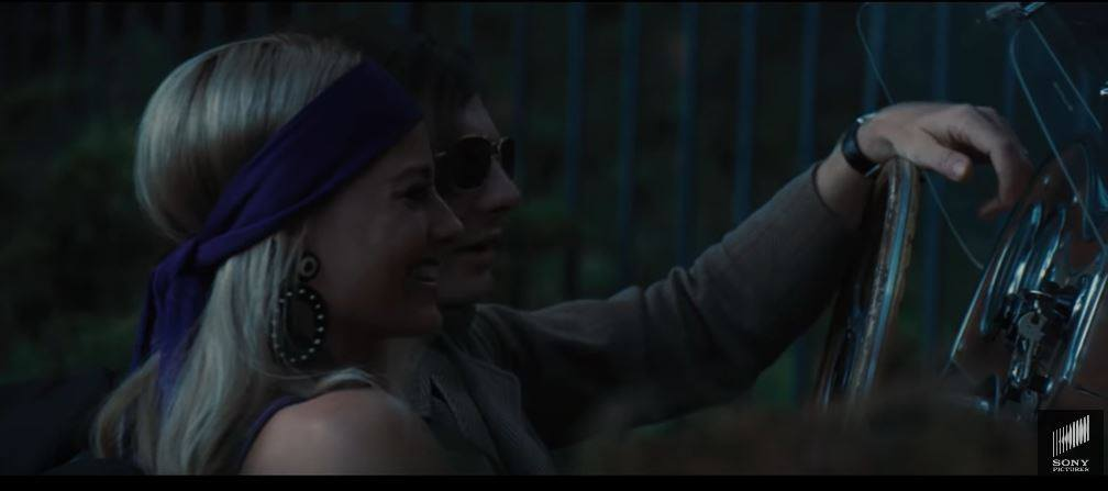 Rafał Zawierucha w filmie Pewnego razu w Hollywood. Quentin Tarantino.