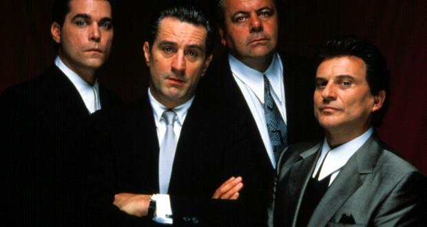 Filmowy lipiec 2019 w ocenach. Goodfellas, Chłopcy z ferajny (1990, reż. Martin Scorsese.