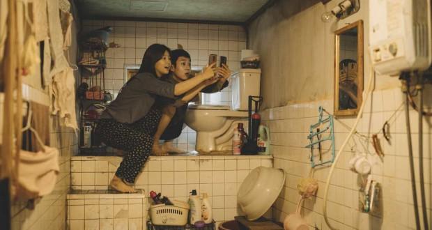 Premiery kinowe weekendu 20-22.09.2019, Parasite (2019), reż. Joon-ho Bong.