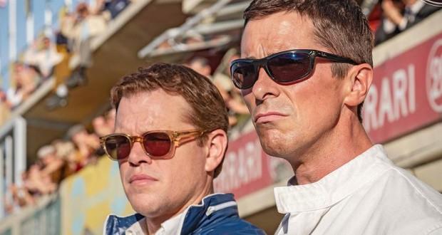 Le Mans '66, Ford v Ferrari (2019), reż. James Mangold.