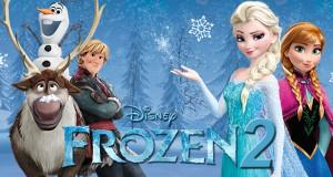 Premiery kinowe weekendu 22-24.11.2019. Kraina lodu II, Frozen II (2019).