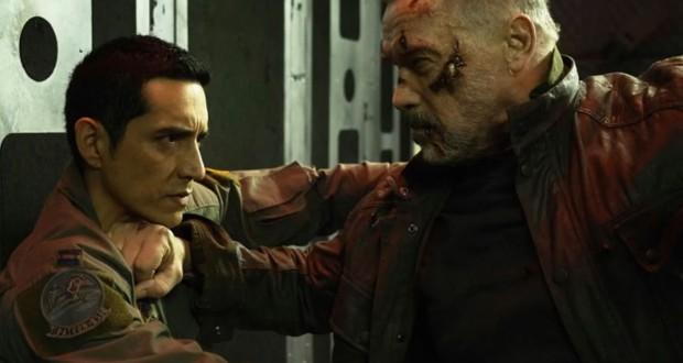 Terminator: Mroczne przeznaczenie, Terminator: Dark Fate (2019), reż. Tim Miller.