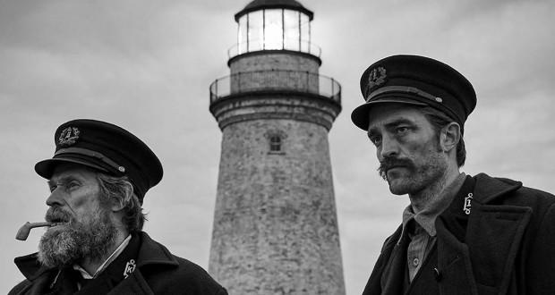 Filmowy grudzień 2019 w ocenach. Lighthouse, The. Lighthouse (2019).
