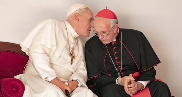 Premiery kinowe weekendu 13-15.12.2019. Dwóch papieży, The Two Popes (2019), reż. Fernando Meirelles.