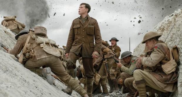 1917 (2019), reż. Sam Mendes.
