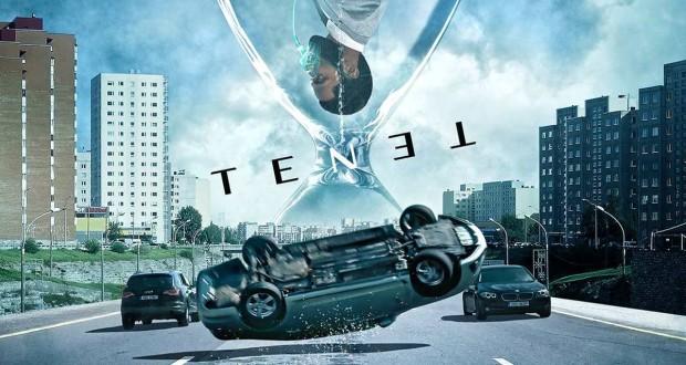 Tenet (2020), reż. Christopher Nolan.