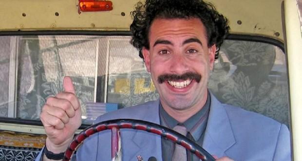 Filmowy październik 2020 w ocenach. Kolejny film o Boracie, Borat Subsequent Moviefilm (2020).