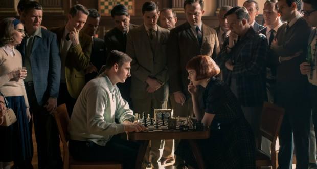 Gambit królowej, The Queen's Gambit (2020). Netflix.