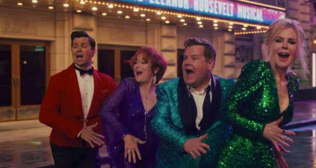 Bal, The Prom (2020), reż. Ryan Murphy.