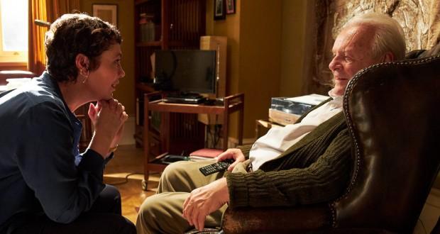 Filmowy marzec 2021 w ocenach. Ojciec, The Father (2020), reż. Florian Zeller.