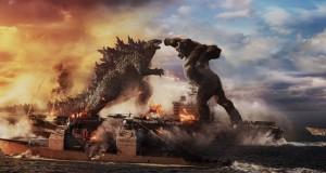 Filmowy kwiecień 2021 w ocenach. Godzilla vs. Kong (2021), reż. Adam Wingard. HBO Max.