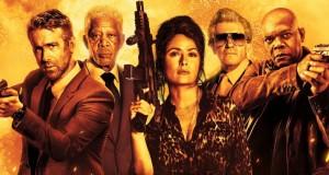 Premiery kinowe weekendu 02-04.07.2021. Bodyguard i żona zawodowca, The Hitman's Wife's Bodyguard (2021).