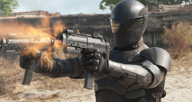 Premiery kinowe weekendu 23-25.07.2021. Snake Eyes: Geneza G.I.Joe, Snake Eyes: G.I. Joe Origins (2021), reż. Robert Schwentke.