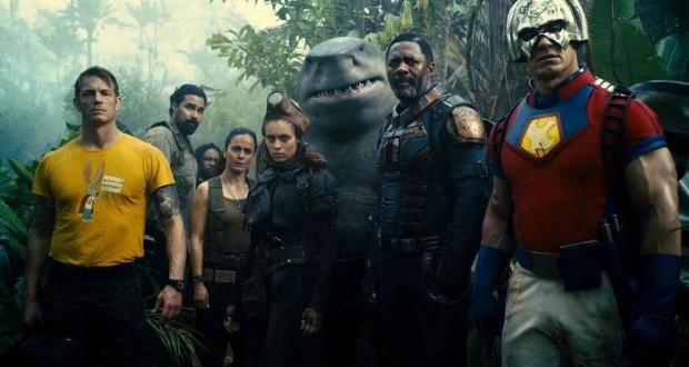 Legion samobójców: The Suicide Squad, The Suicide Squad (2021), reż. James Gunn.