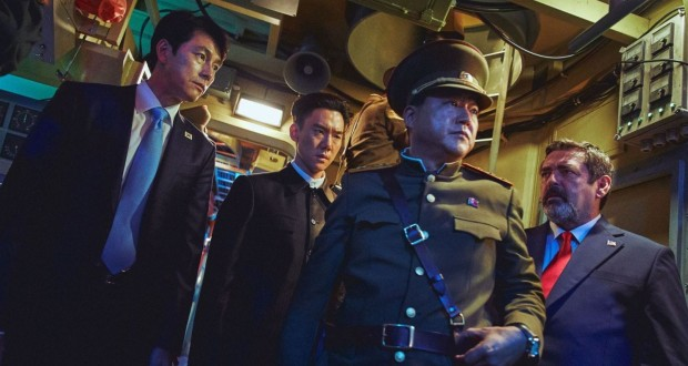 Steel Rain 2: Summit, Gangcheolbi 2: Jeongsanghoedam (2020), reż. Yang Woo-suk.