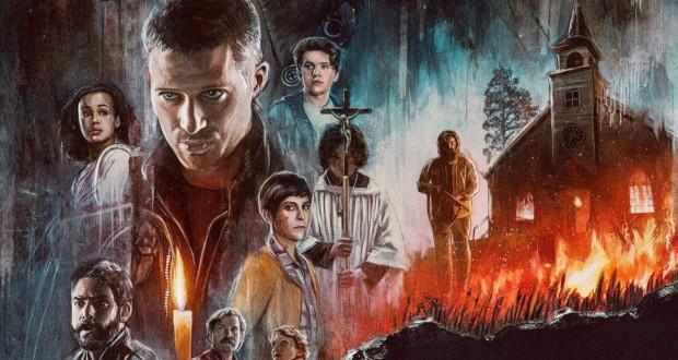 Nocna msza, Midnight Mass (2021), reż. Mike Flanagan. Netflix.